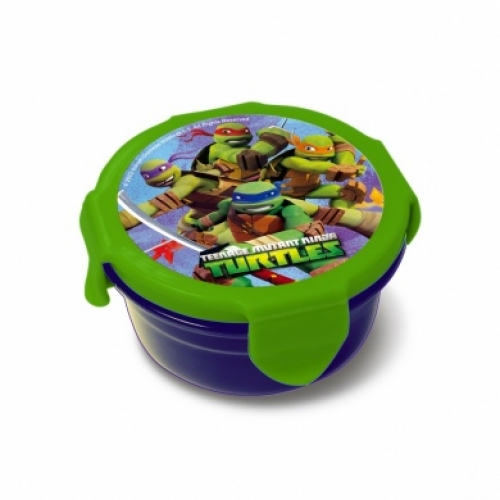 Teenage Mutant Ninja Turtles 'Lenticular' Snack Pot
