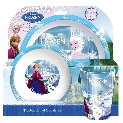 Disney Frozen 'Tbp' Dinner Set