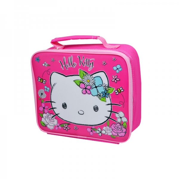 Hello Kitty 'Summer' School Premium Lunch Bag Insulated