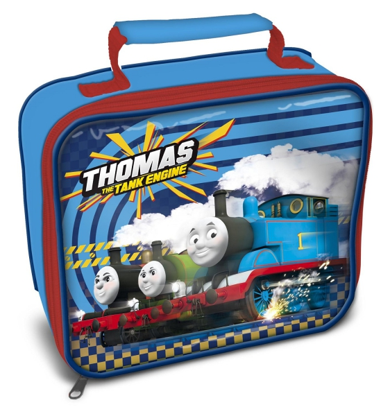 Thomas The Tank Engine 'Velocity' School Premium Lunch Bag Insulated