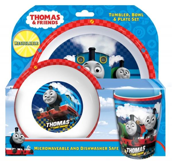 Thomas The Tank Engine 'Velocity' Dinner Set