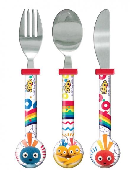 Twirlywoos 'Round' Cutlery