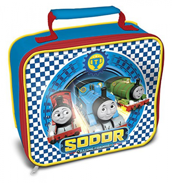 Thomas 'Racing' School Premium Lunch Bag Insulated