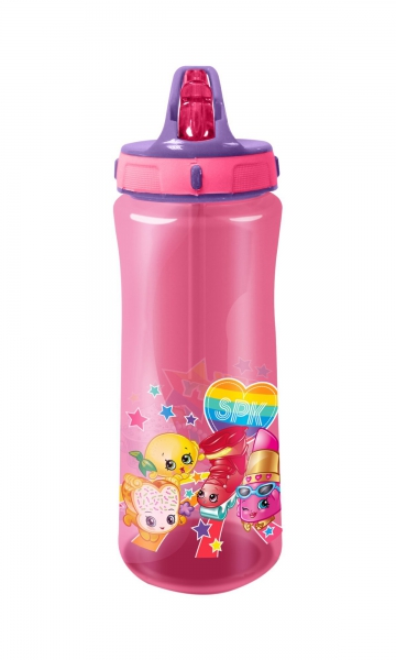 Shopkins 'Rainbow Celebrations' Europa Aruba Bottle