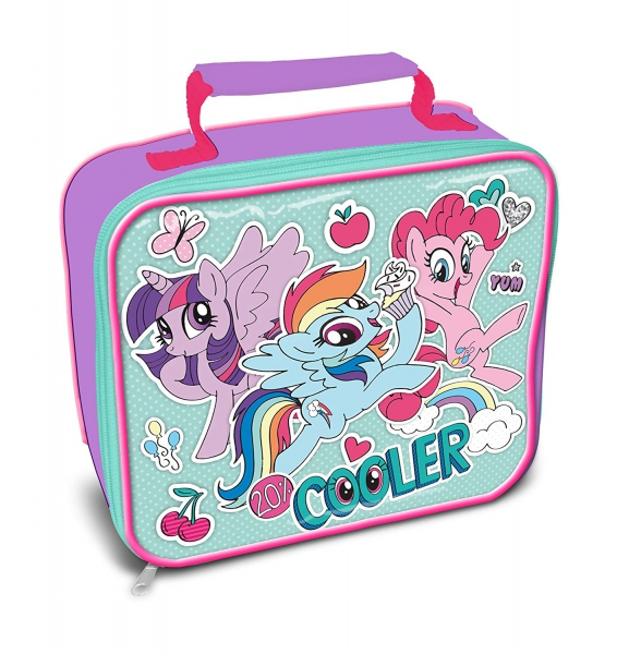 My Little Pony Cooler School Rectangle Lunch Bag
