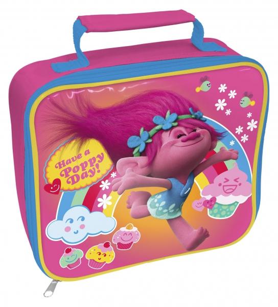 Trolls 'Cupcake' School Premium Lunch Bag Insulated