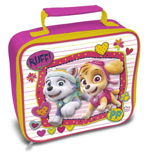 Paw Patrol 'Skye & Everest' School Premium Lunch Bag Insulated