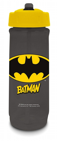 Batman Cascade Black &yellow Aruba Bottle