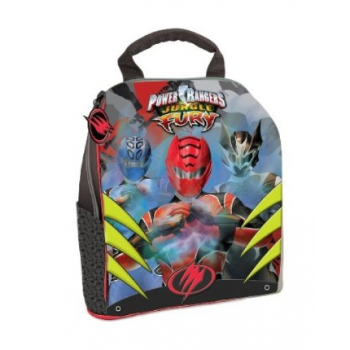 Power Ranger Jungle Fury School Premium Lunch Bag Insulated