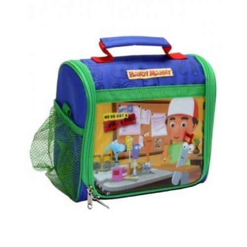Disney Handy Manny School Premium Lunch Bag Insulated