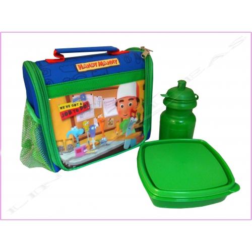 Handy Manny School Premium Lunch Bag Kit