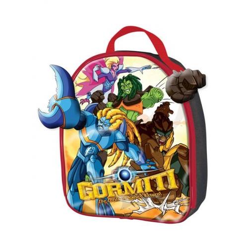 Gormiti School Premium Lunch Bag Insulated