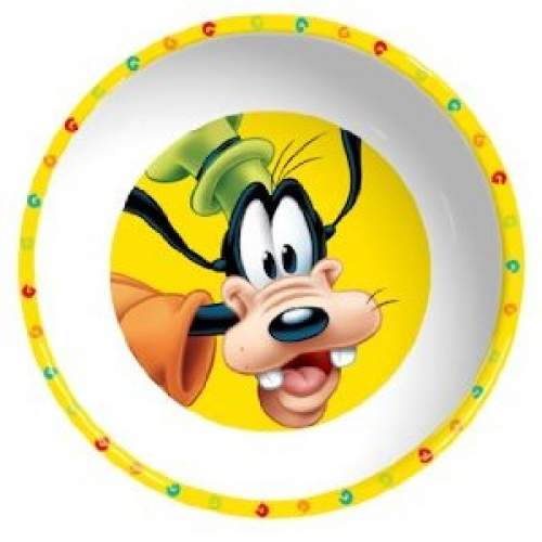 Disney Goofy Cereal Bowl Dinner Set