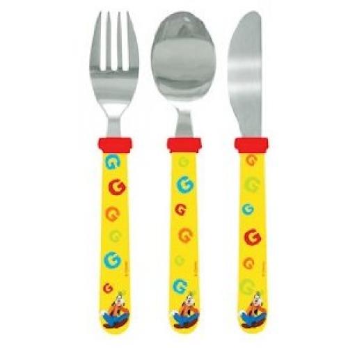 Disney Goofy Cutlery