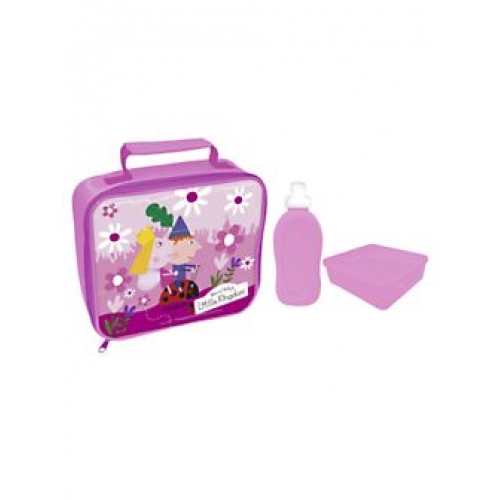 Ben & Holly' S Little Kingdom School Premium Lunch Bag Kit