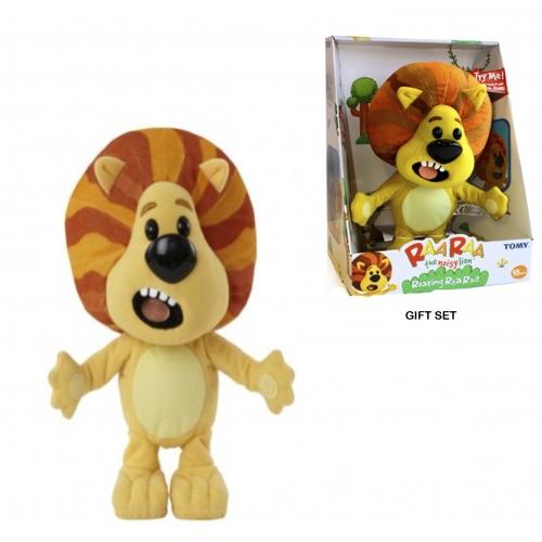Raa The Noisy Lion 'Roaring Raa' 12 Inch' Plush Soft Toy