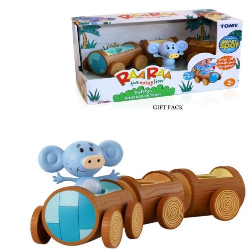 Raa The Noisy Lion 'Hufty' S Interactive Train' Toy