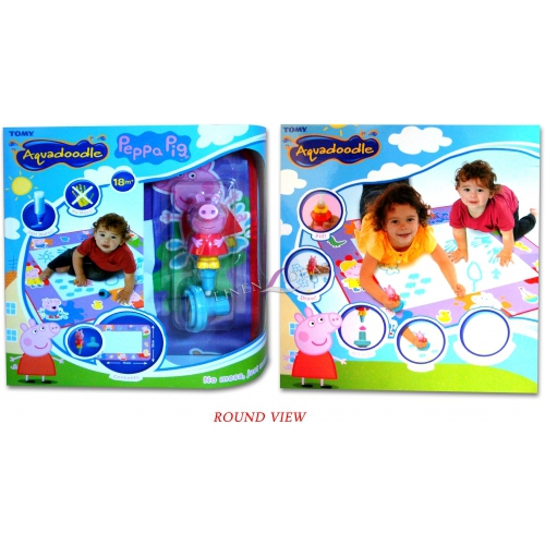 Tomy Peppa Pig 'Aquadoodle' Aquadoodle Kids Creativity