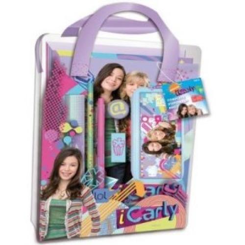 Icarly Travel Stationery Bag