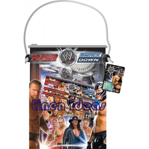 WWE Travel Stationery Bag