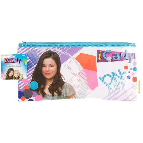 Icarly Nickelodeon Pencil Case Stationery