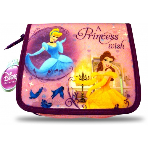 Disney Princess Filled Colouring Bag Stationery