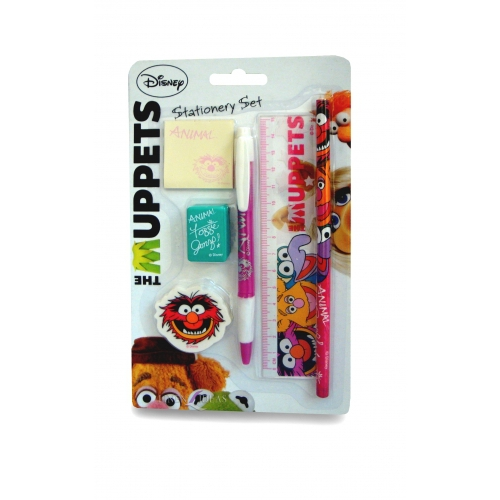 The Muppets Stationery Set