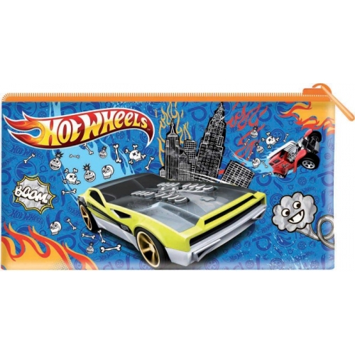 Hot Wheels Pencil Case Stationery