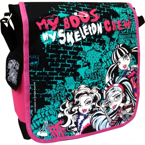 Monster High 'Messenger Bag' School Despatch Bag