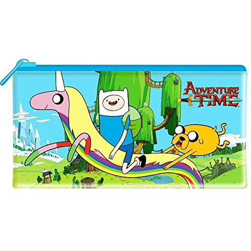 Adventure Time Large Flat Pencil Case Stationery
