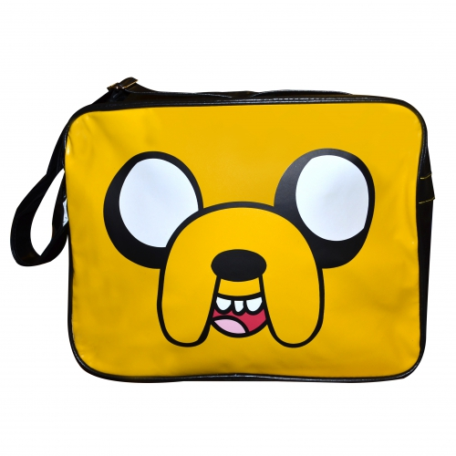 Adventure Time 'Jake The Dog' School Shoulder Bag
