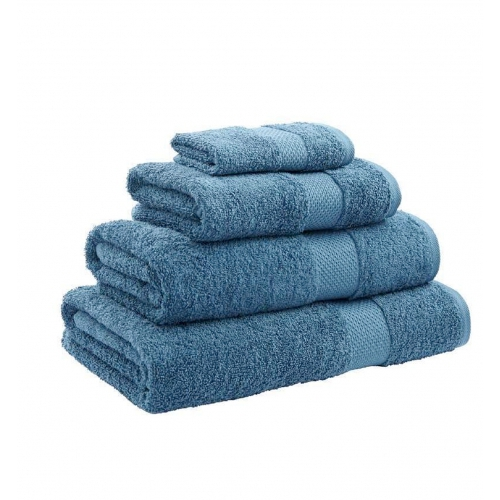 Towel Range Egyptian 550gsm Jade Plain Bath