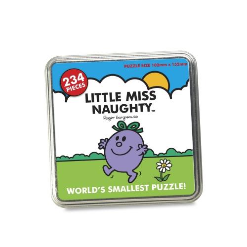 Mr Men 'Little Miss Naughty' Puzzle