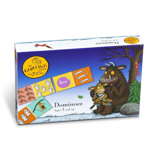 The Gruffalo 'Dominoes' Domino Puzzle