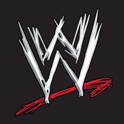 WWE Logo Rug
