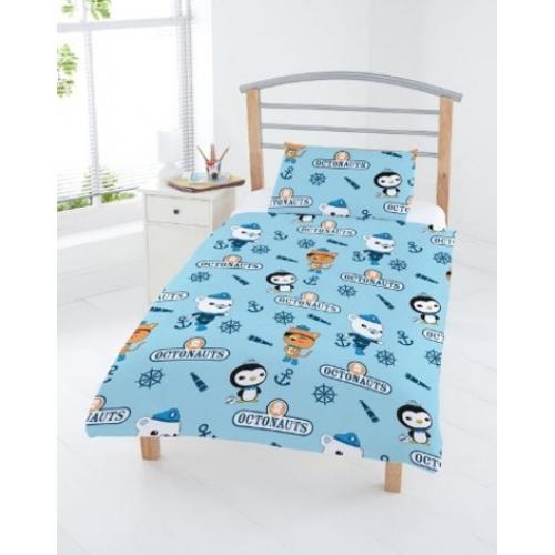 Octonauts Rotary Junior Cot Bed Duvet Quilt Cover Set