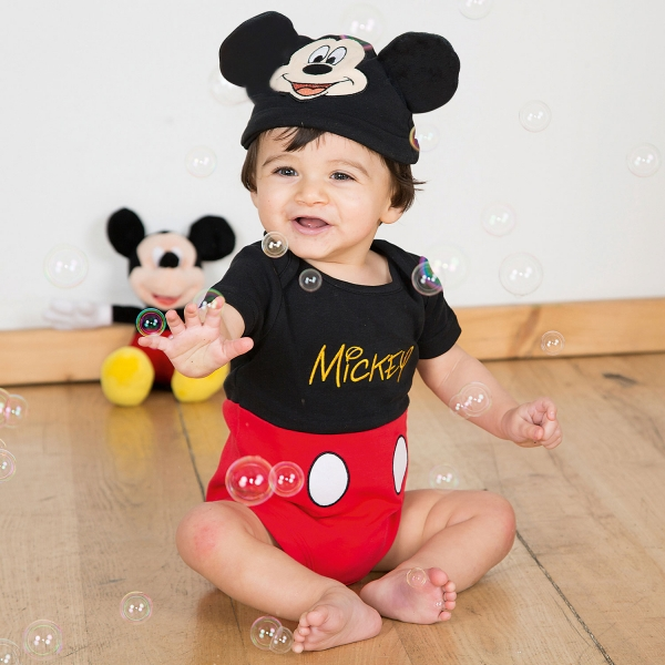 Disney Mickey Mouse 6-9 Months Bodysuit