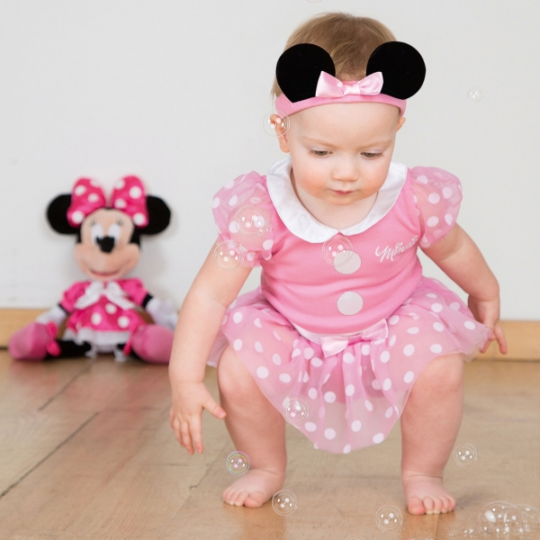 Disney Minnie Mouse 12-18 Months Bodysuit