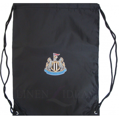 Newcastle United Fc Football Trainer Bag Official