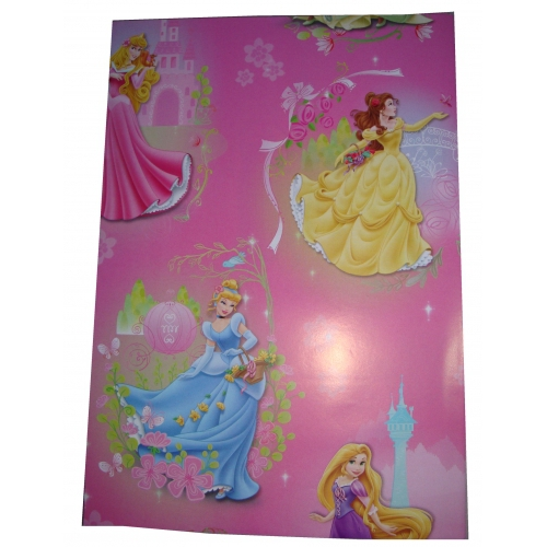 Disney Princess Gift Wrap Decoration