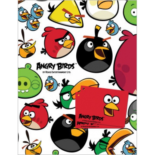 Angry Birds Gift Wrap Decoration