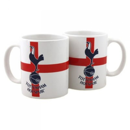Tottenham Hotspur Fc Football Mug Official