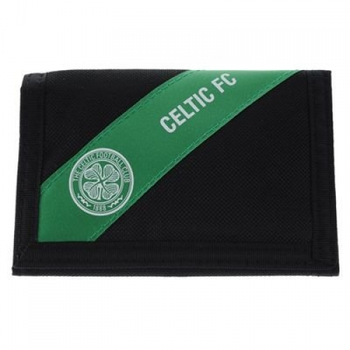 Celtic Fc Stripe Football Official Wallet