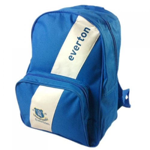 Everton Fc Football Official Backpack