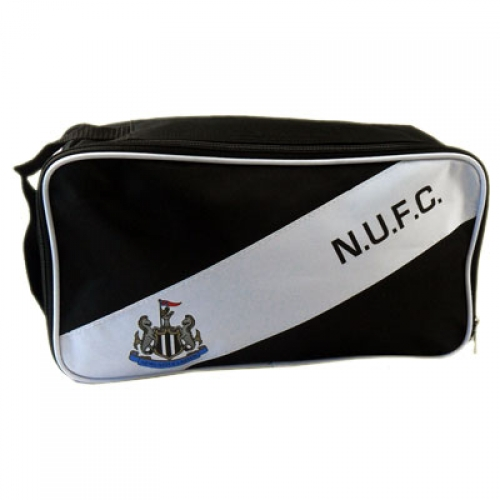 Newcastle United Stripe Fc Football Boot Bag Official Accessories