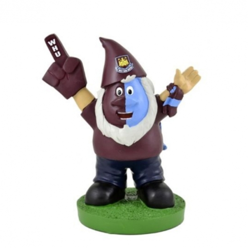 West Ham United Fc Gnome Football Ball Official Accessories