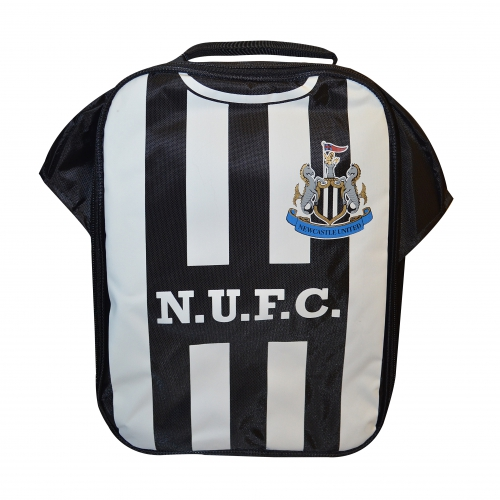 Newcastle United Fc 'Jersey' Lunch Bag Kit Football Premium Official