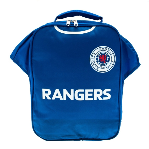 Rangers Fc 'Jersey' Lunch Bag Kit Football Premium Official