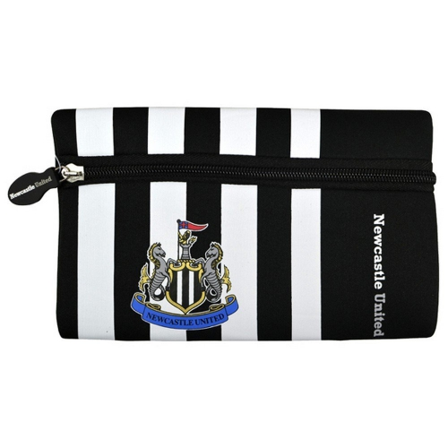 Newcastle United Fc 'Wordmark' Pencil Case Football Official Stationery