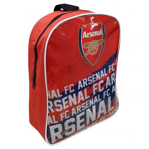 Arsenal Fc 'Impact' Backpack Football Official